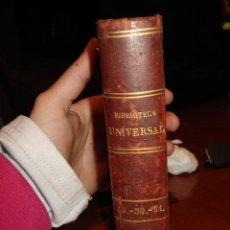 Libros antiguos: 18790, FRANCISCO MANUEL DE MELO-JAIME TIO, SOULIE, MESONERO ROMANOS.. Lote 41422700