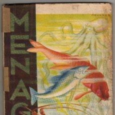 Libros antiguos: REVISTA MENAGE MARZO 1935. Lote 41499335