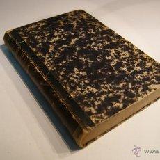 Libros antiguos: CONFERENCIAS AGRÍCOLAS DE LA PROVINCIA DE MADRID CURSO DE 1877-1878 TOMO II - SR. CONDE DE TORENO. Lote 41504398