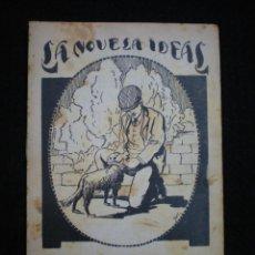 Libros antiguos: NOVELA CORTA. ANARQUISMO. LA NOVELA IDEAL. Nº 30. IGNACIO CORNEJO. ESPERANZA. BARCELONA,1926.. Lote 41522416