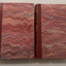 Libros antiguos: HISTOIRE DU RÈGNE DE FERNAND ET D'ISABELLE. OEUVRES DE W. H. PRESCOTT. . Lote 41523611