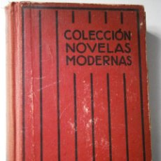 Libros antiguos: EL CABALLO SALVAJE ZANE GREY 1 EDICION 1930 NOVELAS MODERNAS. Lote 41523623