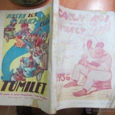 Libros antiguos: CALENDARI D´EN PATUFET ANY 1936 . Lote 41564606