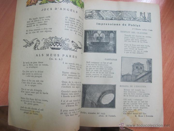 Libros antiguos: CALENDARI D´EN PATUFET ANY 1936 - Foto 5 - 41564606