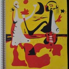 Libros antiguos: NÚMERO DE INVIERNO DE 1934 DE LA REVISTA D'ACÍ I D'ALLÀ. CON EL FAMOSO POCHOIR DE JOAN MIRÓ.. Lote 41580190