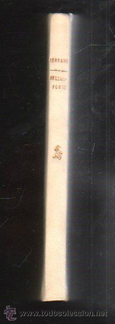 Libros antiguos: BELEROFONTE LITERARIO Y RESPUESTA APOLOGETICA A EN PAPEL INTITULADO. SERRANO. MAÑER. 1729. - Foto 2 - 41664643