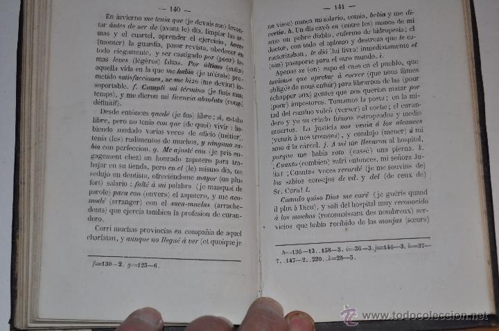 Libros antiguos: Ejercicios de Traducción Graduada de Francés a Español y de Español a Francés, RM64832 - Foto 2 - 41666207