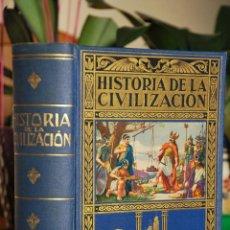 Libros antiguos: HISTORIA DE LA CIVILIZACIÓN - A.HERRERO MIGUEL - BIBLIOTECA HISPANIA - RAMON SOPENA - 2ª EDC. 1935. Lote 41692974