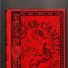 Libros antiguos: HISTORIA UNIVERSAL POR CESAR CANTÚ TOMO NOVENO J. ROMÁ. Lote 41764506