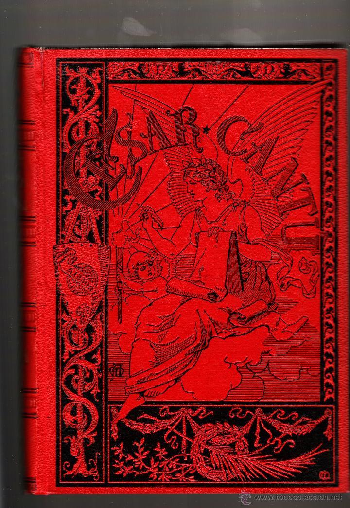 HISTORIA UNIVERSAL POR CÉSAR CANTÚ TOMO UNDÉCIMO BARCELONA J. ROMA (Libros Antiguos, Raros y Curiosos - Historia - Otros)
