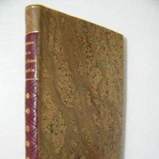 Libros antiguos: ENSAYO DE LA HISTORIA DE LA NOBLEZA DE LOS BASCONGADOS,GIRONDA,1858,PIO ZUAZUA ED,REF CRSTL A2. Lote 41795370