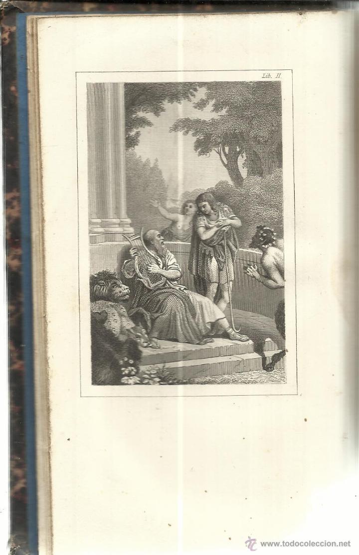 Libros antiguos: LIBRO EN FRANCÉS. LES AVENTURES DE TELEMAQUE. FILS DULYSSE. LIB. DE ROSA ET BOURET. PARIS. 1856 - Foto 4 - 41799495