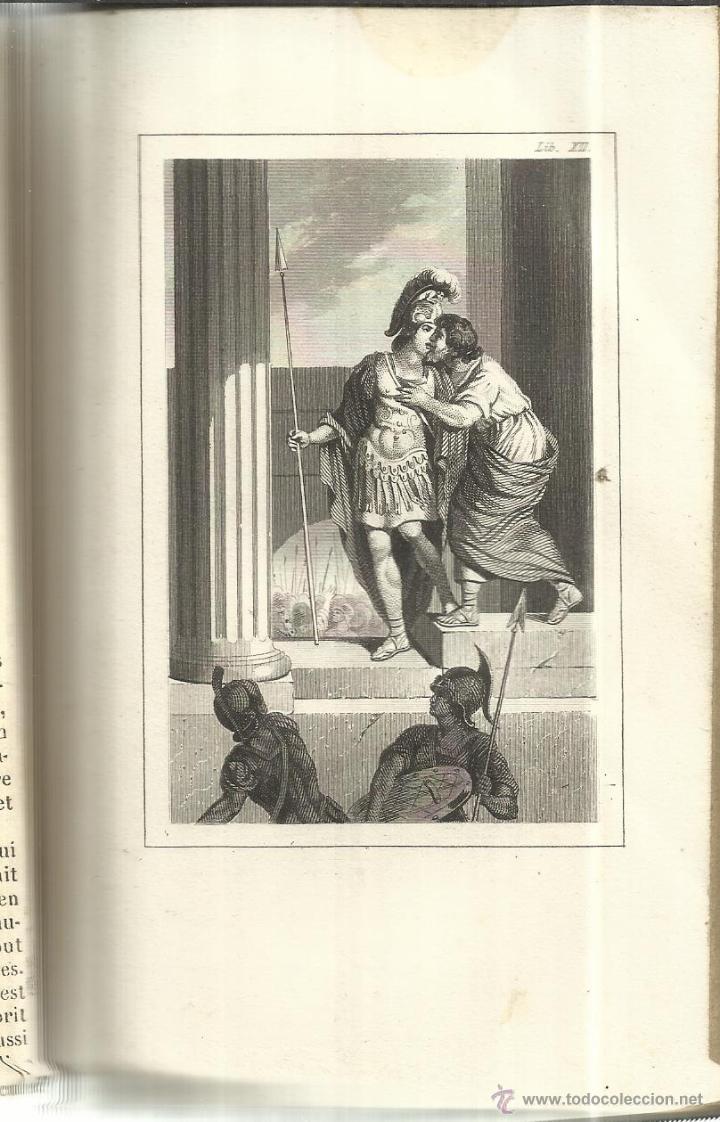 Libros antiguos: LIBRO EN FRANCÉS. LES AVENTURES DE TELEMAQUE. FILS DULYSSE. LIB. DE ROSA ET BOURET. PARIS. 1856 - Foto 7 - 41799495