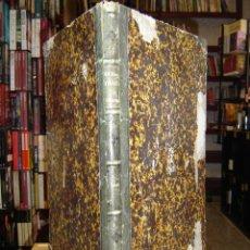 Libros antiguos: TRAITÉ DE STEREOTOMIE -LES APLICATIONS DE LA GÓMETRIE DESCRIPTIVE (ATLAS) - C. F. A. LEROY. Lote 41835507