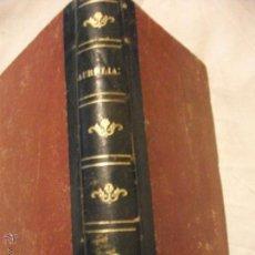 Libros antiguos: NOVELA AURELIA O LOS JUDIOS DE LA PUERTA CAPENA POR QUINTON 1873 TOMO UNICO. Lote 41854513