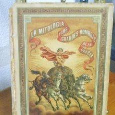 Libros antiguos: FERNÁN CABALLERO. LA MITOLOGÍA CONTADA Á LOS NIÑOS. 1888. Lote 105569480