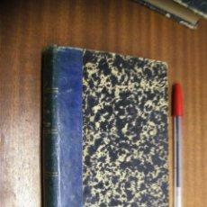 Livres anciens: EL HIJO DEL PRESIDIARIO / ALEJANDRO DUMAS PADRE / BARCELONA LUIS TASSO EDITOR SIN FECHAR. Lote 41971448