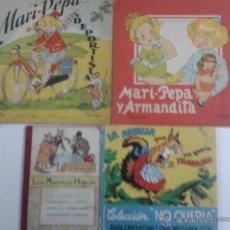 Libros antiguos: MARI PEPA Y OTROS LIBRO ANTIGUO. Lote 41980889