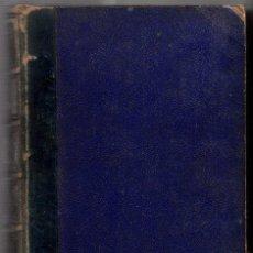 Libros antiguos: MECÁNICA APLICADA A LAS CONSTRUCCIONES. JOSÉ MARVÁ Y MAYER. JULIÁN PALACIOS. 1888.. Lote 41993817