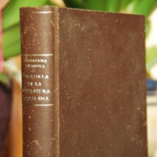 Libros antiguos: HISTÒRIA DE LA LITERATURA CATALANA - JOSEP COMERMA VILANOVA - EDT. POLÍGLOTA - 1ª EDC 1923. Lote 41993938