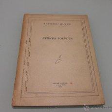 Libros antiguos: ALFONSO REYES. ATENEA POLÍTICA. PRIMERA EDICIÓN MUY RARA. Lote 42013390