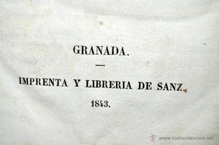 Libros antiguos: LIBRO DE PRACTICA DE SECRETARIOS DE AYUNTAMIENTO. IMPRENTA Y LIBRERIA DE SANZ 1843 - Foto 4 - 42103297