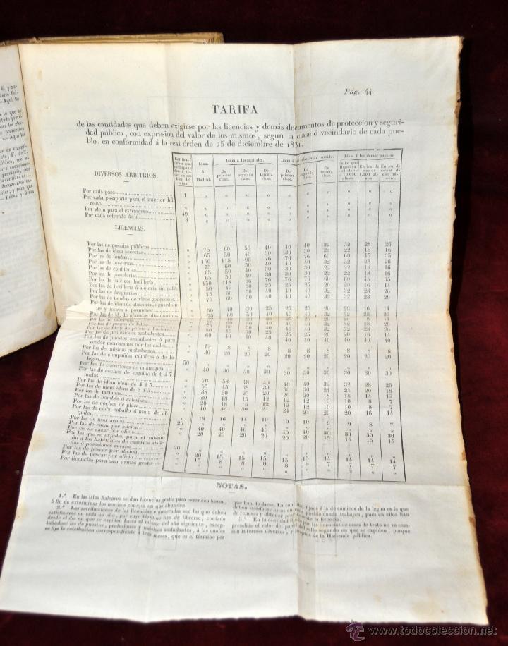 Libros antiguos: LIBRO DE PRACTICA DE SECRETARIOS DE AYUNTAMIENTO. IMPRENTA Y LIBRERIA DE SANZ 1843 - Foto 6 - 42103297