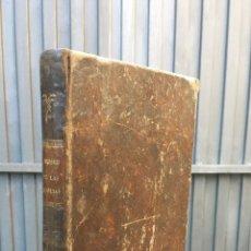 Libros antiguos: 1847.- MUSEO DE LAS FAMILIAS. TOMO V. Lote 42147331