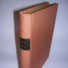 Libros antiguos: 1930 - ANGEL GUIMERÁ - TIERRA BAJA, ILUSTRADO POR MAURICIO DE VASSAL - BIBLIOFILIA. Lote 42243247