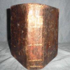 Libros antiguos: OFICIO DE LA SEMANA SANTA - D.J LORENZO VILLANUEVA - AÑO 1795 - BELLOS GRABADOS.. Lote 42271579