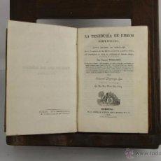 Libros antiguos: D-273. LA TENEDURIA DE LIBROS SIMLIFICADA. EDMON DEGRANGE. IMP. ANTONIO OLIVA. 1828.. Lote 42277190