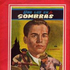Libros antiguos: UNA LUZ EN LAS SOMBRAS DE MAX PEMBERTON-COLECCIÓN GRANDES AUTORES Nº 63. Lote 42305127