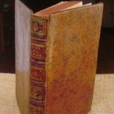 Libros antiguos: VIE DU CAPITAINE COOK, TOMO SEGUNDO, AÑO 1789, M. CASTERA, KIPPIS, 419 PÁGINAS, PARÍS, EN FRANCÉS. Lote 42305923