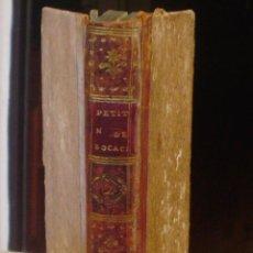 Libros antiguos: LE PETIT-NEVEU DE BOCACE, OU CONTES NOUVEAUX, EN VERS, SEGUNDO TOMO, AÑO 1787, NUEVA EDICIÓN, 382P.. Lote 42306264