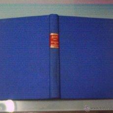 Libros antiguos: ESTAMPAS DE ZURBARAN - ANDRES MANUEL CALZADA Y LUYS SANTA MARINA. EJEMPLAR 1/1000.. Lote 42335988