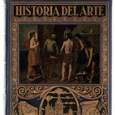Libros antiguos: HISTORIA DEL ARTE RAMON SOPENA. 1936 420 GRABADOS 12 CROMOTIPIAS. Lote 42338258