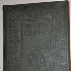 Libros antiguos: HISTORIA UNIVERSAL. TOMO XLV. GUILLERMO ONCKEN (DIR.) RM65175. Lote 42350375