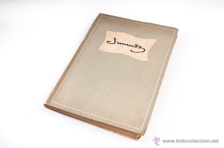 LIBRO A LA MEMORIA DEL GRAN JUNCEDA (Libros Antiguos, Raros y Curiosos - Bellas artes, ocio y coleccionismo - Otros)