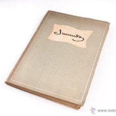 Libros antiguos: LIBRO A LA MEMORIA DEL GRAN JUNCEDA. Lote 42356743