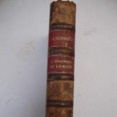 Libros antiguos: EL RENACIMIENTO DE LA NOVELA ESPAÑOLA ANDRENIO 1924. Lote 33471584