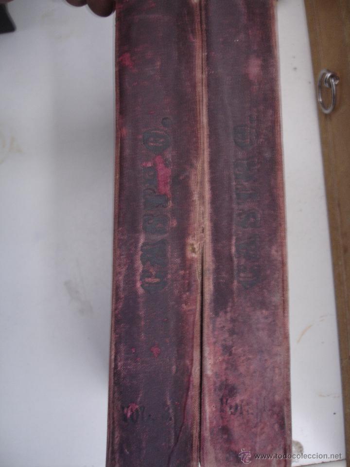 INSTITUTIONES THEOLOGIA SCHOLASTICA DOGMATICA THOMAE AQUINATIS DOS TOMOS 1897 (Libros Antiguos, Raros y Curiosos - Ciencias, Manuales y Oficios - Otros)