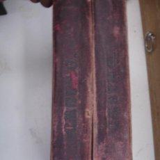 Libros antiguos - institutiones THEOLOGIA SCHOLASTICA DOGMATICA thomae aquinatis DOS TOMOS 1897 - 33472756