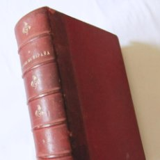 Libros antiguos: EL CONDE DE ESPAÑA (LA INQUISICION MILITAR) TOMO I - CON 6 CROMOLITOGRAFIAS. Lote 42386003