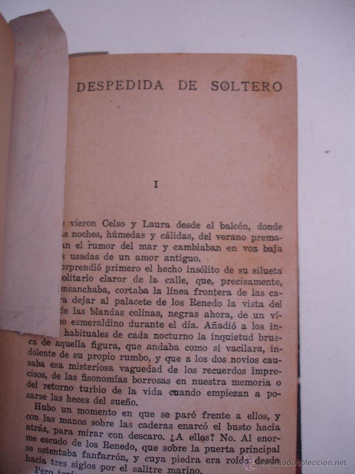 Libros antiguos: Ana Diaz. La Entretenida Indiscreta. Primera Edición. Biblioteca Hispania. Madrid MAS 4 NOVELAS MAS - Foto 3 - 42418385