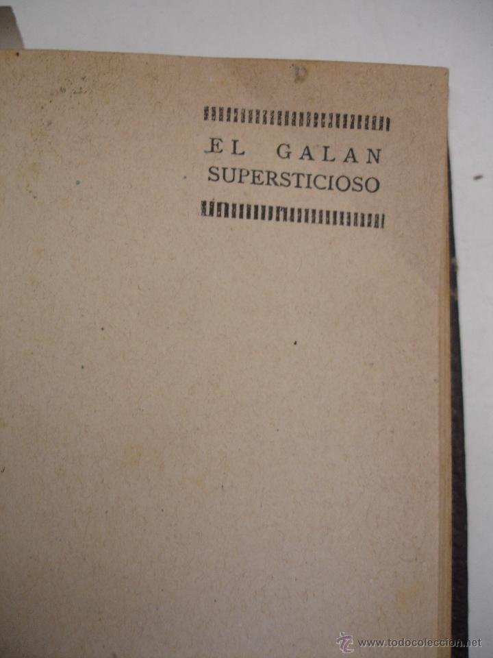 Libros antiguos: Ana Diaz. La Entretenida Indiscreta. Primera Edición. Biblioteca Hispania. Madrid MAS 4 NOVELAS MAS - Foto 6 - 42418385