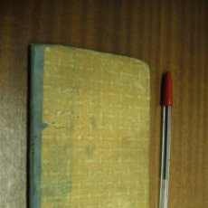 Libros antiguos: CARTILLA AGRARIA / ALEJANDRO OLIVÁN / MADRID 1894. Lote 42480235