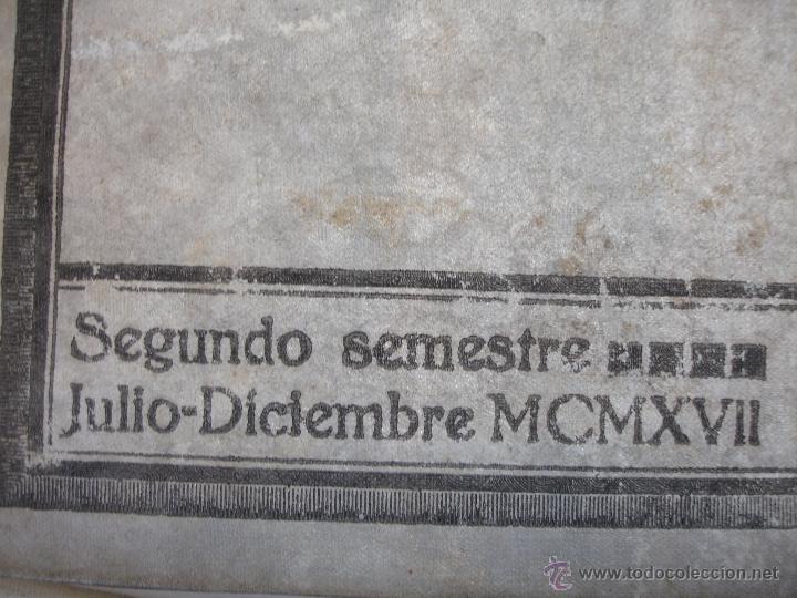 Libros antiguos: TOMO NÚMEROS DE LA COLECCIÓN LA NOVELA CORTA AÑO 1917 - SEGUNDO SEMESTRE JULIO A DICIEMBRE - Foto 2 - 42528474