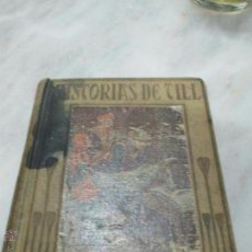 Libros antiguos: HISTORIAS DE TILL EULENSPIEGEL- COLECCIÓN ARALUCE . Lote 42569554