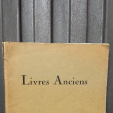 Alte Bücher - LIVRES ANCIENS DEL SIGLO XV - XIX - 42596144