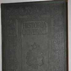 Libros antiguos: HISTORIA UNIVERSAL. TOMO XXXVII. GUILLERMO ONCKEN (DIR.) RM65285. Lote 42634841